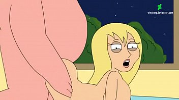Family guy and american dad porn videos