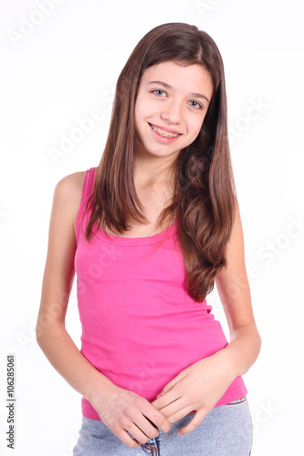 Nude young and innocent teen photo