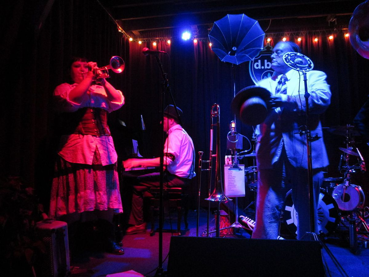 Best music from new orleans
