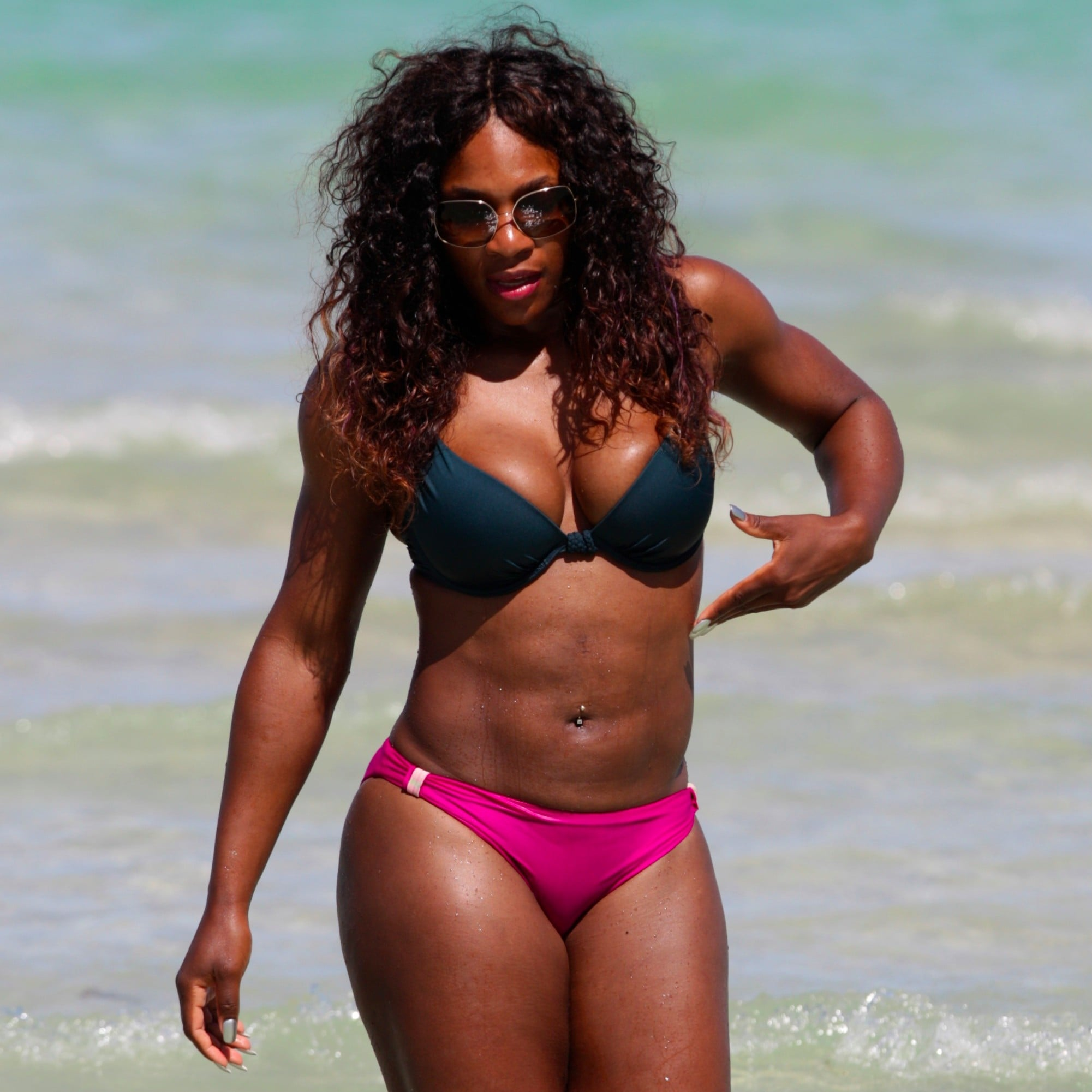 Serena williams playboy pictures