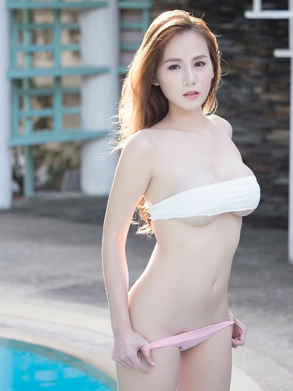 Sexy and cute thailand girls