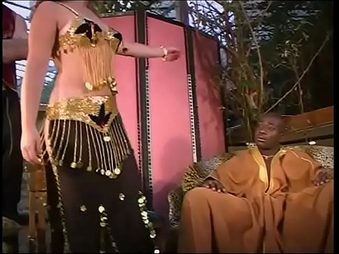 Belly dancer anal fucked