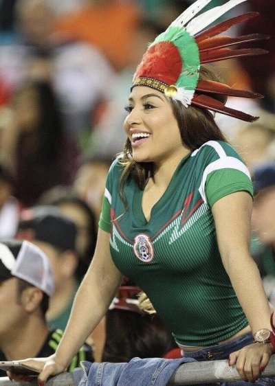 Hot women of mexican