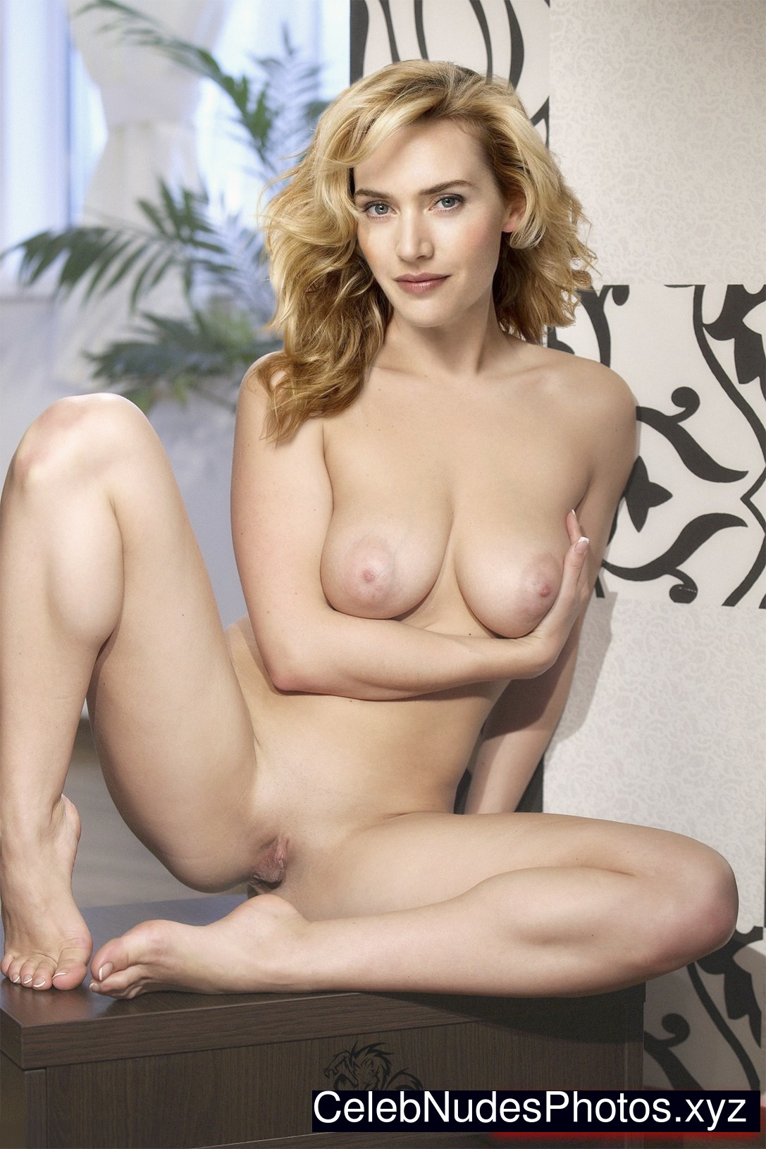 Kate winslets pussy