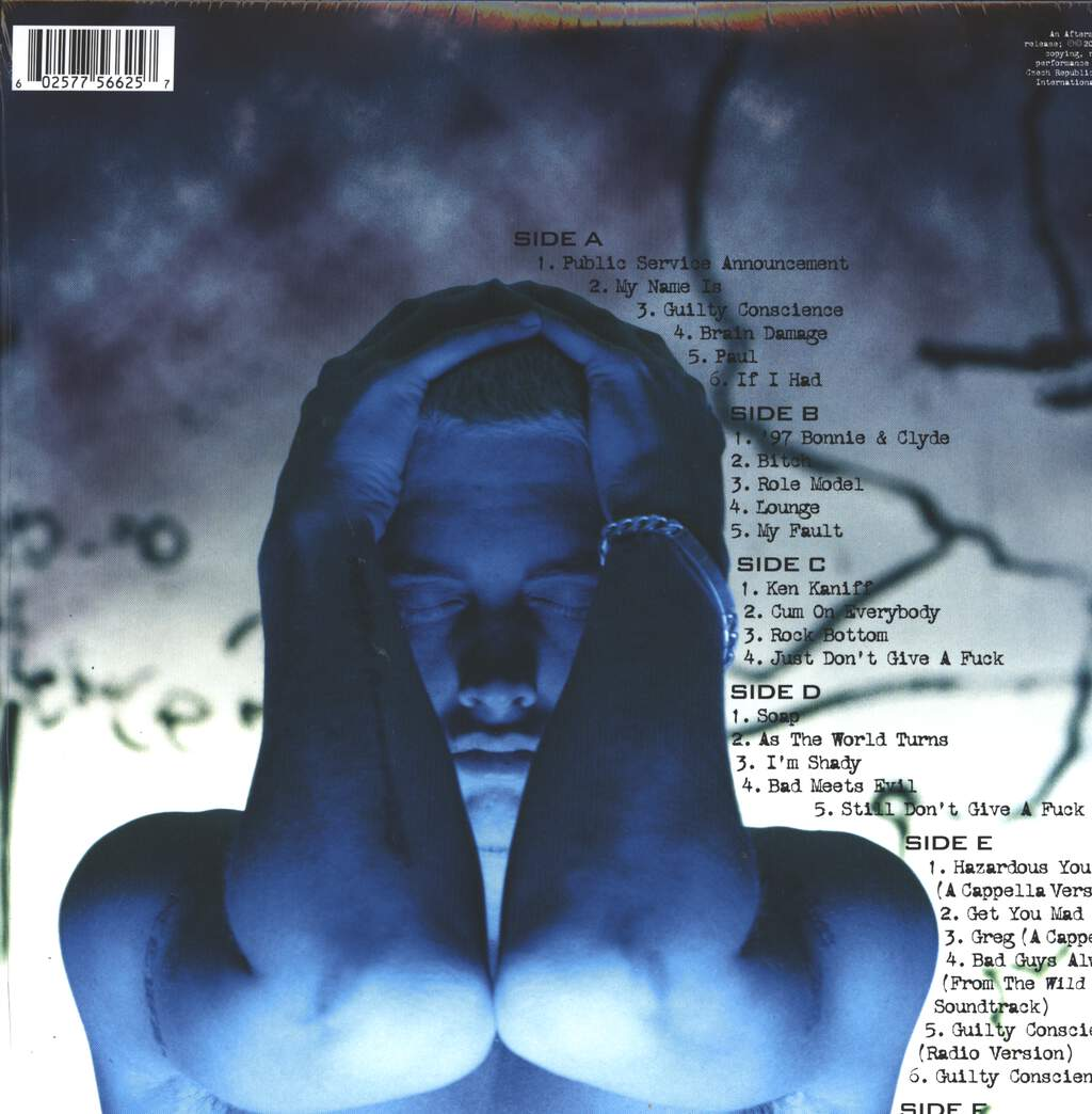 Slim shady lp expanded edition zip