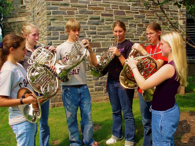 Summer music camps in new york state