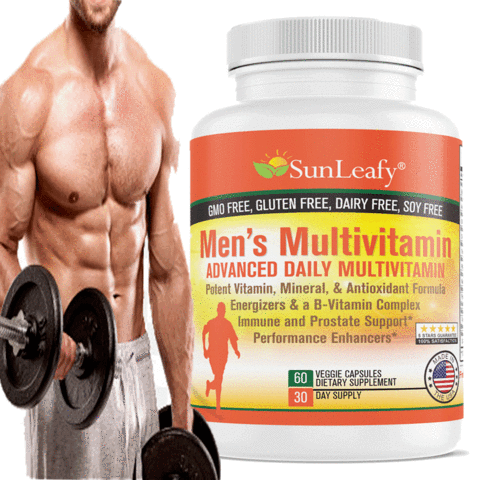 Vitamins for sexual performance
